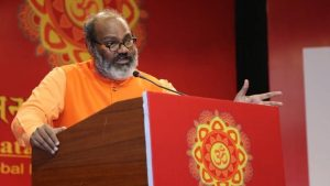 यति नरसिंहानंद के खिलाफ प्रदर्शन करने पर 1 गिरफ्तार, 100 से ज्यादा के खिलाफ मामला दर्ज, लेकिन महंत की अबतक नहीं हुई गिरफ्तारी