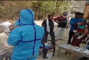 अयोध्या में संदिग्ध परिस्थितियों में चार लोगों की मौत, जांच के लिए गांव में पहुंची स्वास्थ्य विभाग की टीम