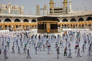 Hajj 2021: सऊदी अरब ने कहा- इस साल 60 हजार स्थानीय लोग ही कर पाएंगे हज